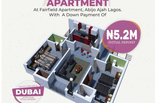 THE FAIRFIELD APARTMENTS ABIJO