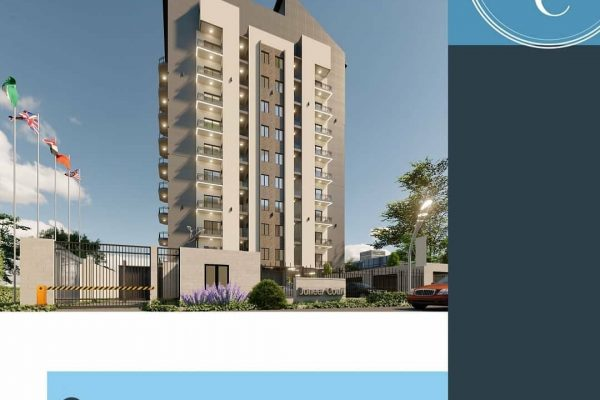 JONEER COURT LEKKI PHASE ONE…the 1% of the 1%…